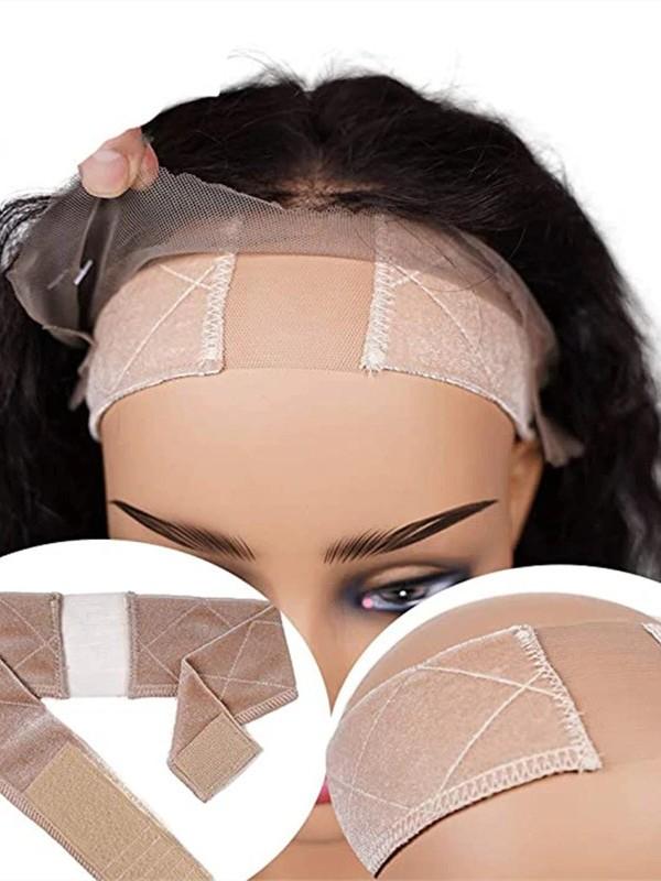Adjustable Fasteners Elastic Band Durable Wig Grips