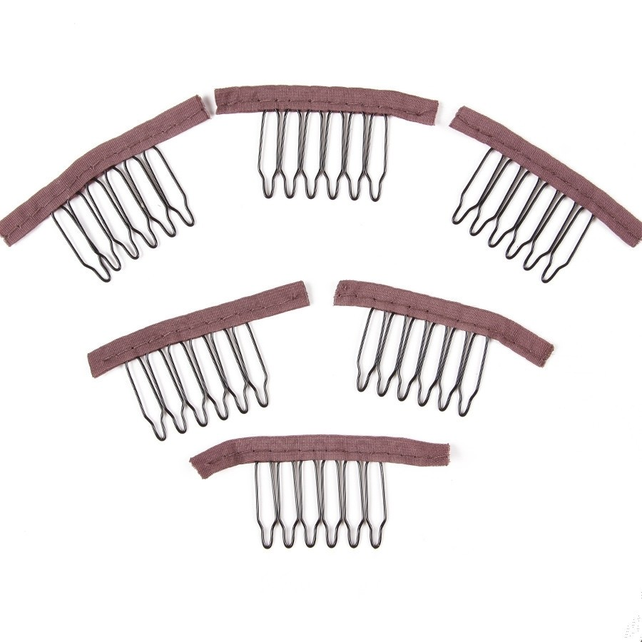 wig clips and wig combs