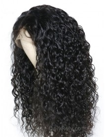 Brazilian Virgin deep curly full lace Wig--【BW150】