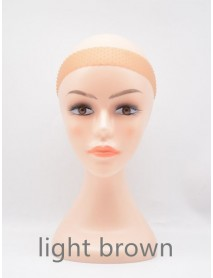 hair fix--silicone Elastic headband for wear lace wig