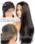 150% density brazilian virgin pre-plucked hairline 6 inch lace front Wig--【LF060】